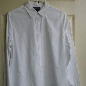 Charter Club white button down shirt